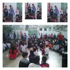 Photo taken at Centro Educacional Omni by Relva M. on 6/11/2013