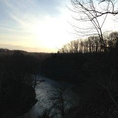 Photo taken at Fort Hill by Jennifer T. on 3/14/2013