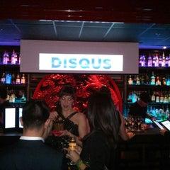 Photo taken at Infusion Lounge by Burak Yiğit K. on 12/13/2012