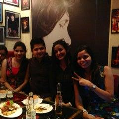 Photo taken at Cafe Morrison by Utkrisht A. on 9/26/2013