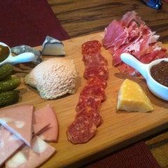 Photo taken at Reds Wine Tavern by Adrienne D. on 11/6/2012
