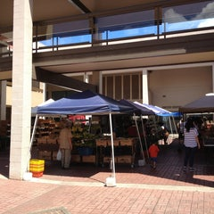 Photo taken at Manoa Marketplace by ルゼ on 5/10/2013