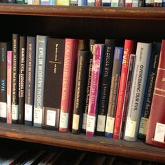 Photo taken at Hoose Library of Philosophy (MHP) by Christopher Q. on 10/3/2012