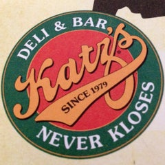 Photo taken at Katz's Deli & Bar by Robert A. on 5/11/2013
