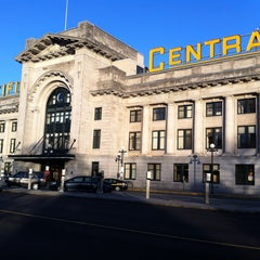 Photo taken at Pacific Central Station by Faye Anne V. on 1/26/2013
