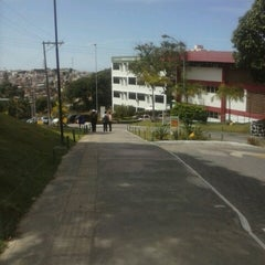 Photo taken at Universidade do Estado da Bahia (UNEB) by tayllan r. on 4/9/2013