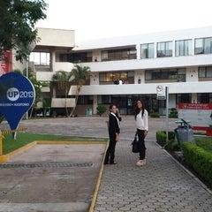 Photo taken at Universidad Panamericana (UP Campus Guadalajara) by CARLOS G. on 8/30/2013
