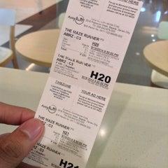 Photo taken at Cinema 3 by Tonio D. on 9/19/2014