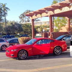 Photo taken at Uptown Touchless Car Wash by Eric B. on 11/24/2014