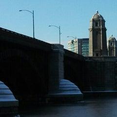 Photo taken at Longfellow Bridge by A.P. Blake on 2/6/2013
