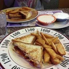 Photo taken at Mohegan Diner by Rachel C. on 1/1/2013