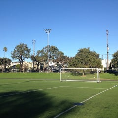 Photo taken at Parras Field by Martin on 10/25/2012