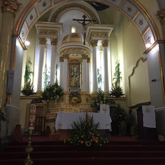 Photo taken at San Pedro Atocpan by Jezza R. on 6/29/2015