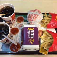 Photo taken at McDonald's by _ieramohd on 9/29/2015