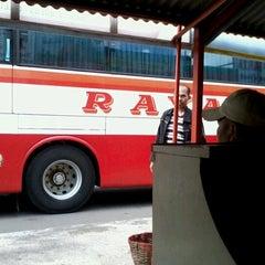 Photo taken at Terminal Klaten by Deniesya N. on 3/9/2013