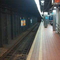 Photo taken at SEPTA: MFL 34th Street Station by Jamie M. on 5/14/2014