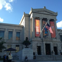 Photo taken at Museum of Fine Arts by Somaya A on 8/14/2013