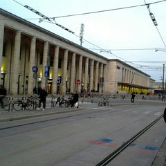 Photo taken at Stazione Padova by Luigi M. on 4/10/2013