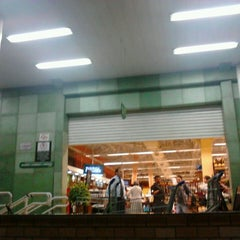 Photo taken at Pão de Açúcar by Barbara C. on 3/1/2013