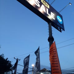 Photo taken at Bali Surf Outlet (BSO) by Jefry R. on 6/25/2014