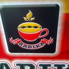 Photo taken at Rabika Coffee (Maptaput) by Ponds$ C. on 9/15/2012