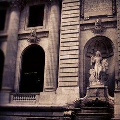 Photo taken at New York Public Library - Wertheim Study by PiRATEzTRY on 12/19/2012