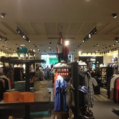 Photo taken at Pull & Bear by Miguel C. on 2/9/2013
