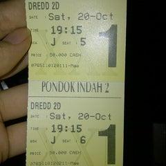 Photo taken at Pondok Indah 2 XXI by Rifa N. on 10/20/2012