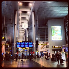 Photo taken at Københavns Lufthavn (CPH) by Александр В. on 9/22/2013