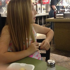 Photo taken at Jason's Deli by Matt N. on 5/24/2014