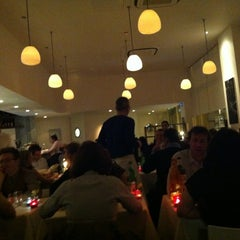 Photo taken at Zucca by Liliane N. on 3/6/2013