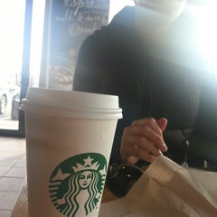 Photo taken at Starbucks by Joshua S. on 3/8/2013
