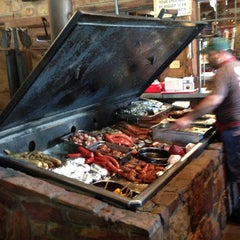 Photo taken at Hard Eight BBQ by Tommy vTexan T. on 6/26/2013