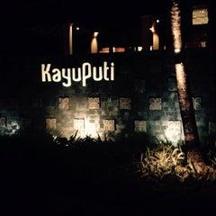Photo taken at KayuPuti by Irina P. on 1/7/2016