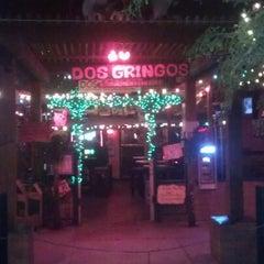 Photo taken at Dos Gringos by Scott's c. on 12/24/2012