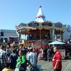 Photo taken at Pier 39 by Jed S. on 6/2/2013