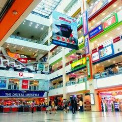 Photo taken at Funan DigitaLife Mall by Nathan C. on 2/2/2013