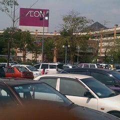Photo taken at AEON Bukit Raja Shopping Centre by Hafizah H. on 7/20/2013