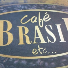 Photo taken at Café Brasil by Pedro G. on 1/3/2013