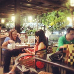 Photo taken at Stackers Burger Cafe by Dondy G. on 4/19/2013
