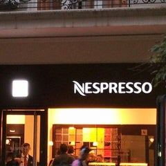 Photo taken at Boutique Nespresso by Jonathan C. on 5/6/2013
