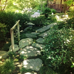 Photo taken at Japanese Friendship Garden by Michael Z. on 6/26/2013