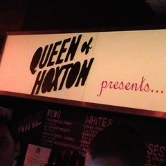 Photo taken at Queen of Hoxton by Follow K. on 5/2/2013