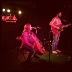 Photo taken at Boogaclub by Antonio G. on 11/24/2013