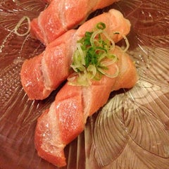 Photo taken at Little Brother Sushi by Jason L. on 11/10/2013