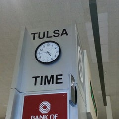 Photo taken at Tulsa International Airport (TUL) by Gretchen L. on 2/8/2013