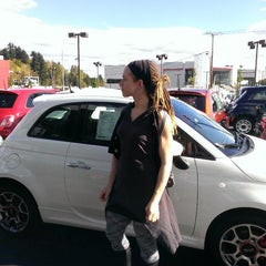 Photo taken at Rairdon's FIAT of Kirkland by Matthew R. on 10/19/2014
