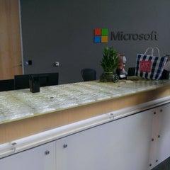 Photo taken at Microsoft Building 37 by Matthew R. on 8/29/2014