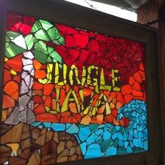 Photo taken at Jungle Java by Chantel A. on 7/6/2013