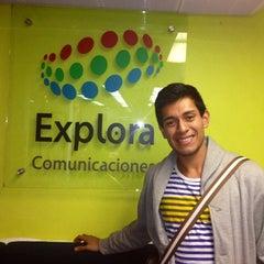Photo taken at Explora Comunicaciones by 'Franciizqo C. on 7/22/2013